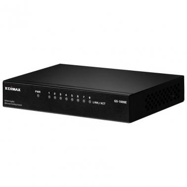 Edimax GS-1008E 8-Ports Gigabit Switch (Metal Case)
