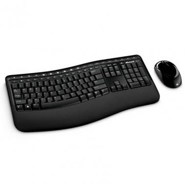 Microsoft Wireless Comfort 5000 Keyboard and Mouse