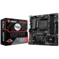 MSI B350M Mortar AM4 mATX Motherboard