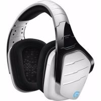 Logitech G933 Artemis Spectrum Snow Wireless 7.1 Surround  Gaming Headset
