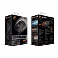 Cougar 500M RGB Gaming Mouse Black
