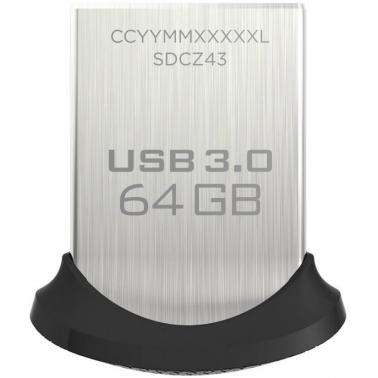 Sandisk 64G CZ43 Ultra Fit USB 3.0 Flash Drive