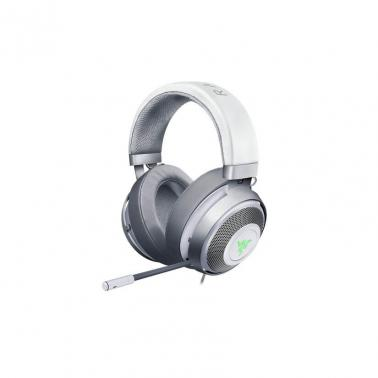 Razer Kraken 7.1 V2 Gaming Headset - Oval Ear - Mercury Edition