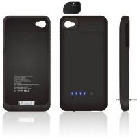 Iphone Sleever Battery Case Black