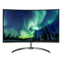 Philips 278E8QJAB Curved LED, 1920x1080 FHD FreeSync Monitor DP/HDMI/VGA Speakers