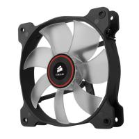 Corsair The Air Series SP 120 LED High Static Pressure Fan Cooling Red Dual Pack