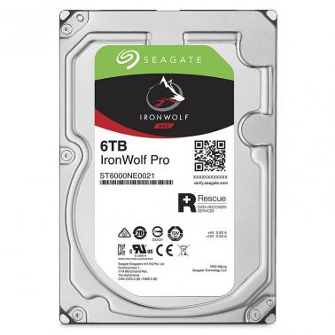 Seagate Ironwolf Pro 6TB SATA 3.5in NAS