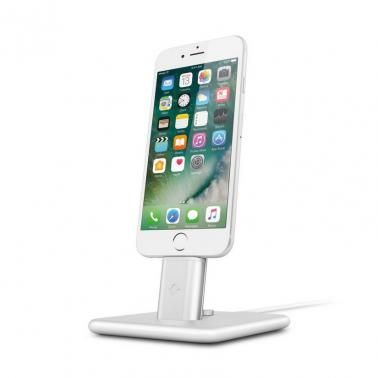 Twelve South HiRise 2 Deluxe for iPhone / iPad - Silver
