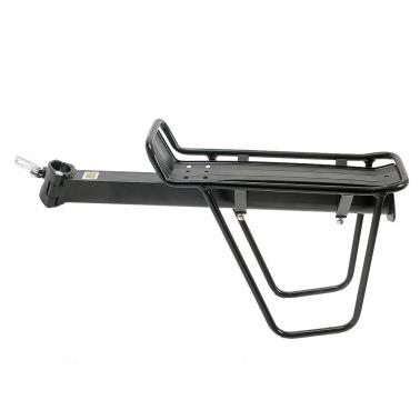 MTB Bike Bicycle Carrier Rack Seat Post Rear Shelf Aluminum Alloy Quick Removal and Installation