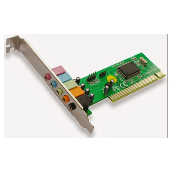 Generic PCI Internal Sound Card 6CH