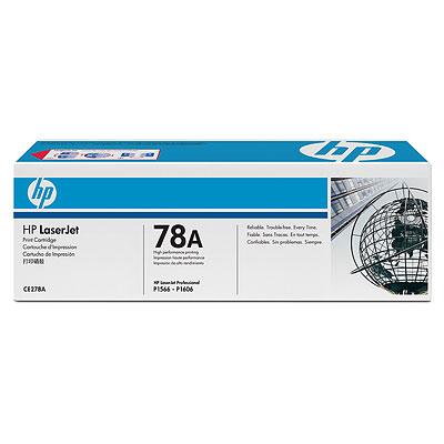 HP 78a/CE278a Black Toner