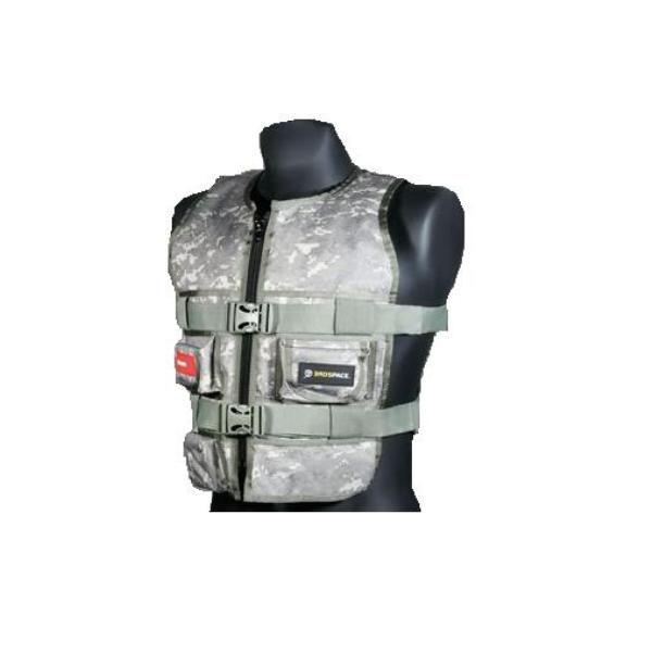 TN Games 3RD Space Black FPS Gaming Vest Small To Medium With Duke Nukem Forever Support