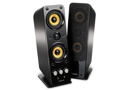 Creative GigaWorks T40 Series II Speakers, 2 channel, Power Rating: 32W RMS, Speaker Power: 16W RMS