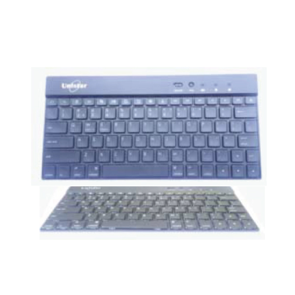 Ultra Slim Bluetooth Keyboard for Ipad, Tablet PC