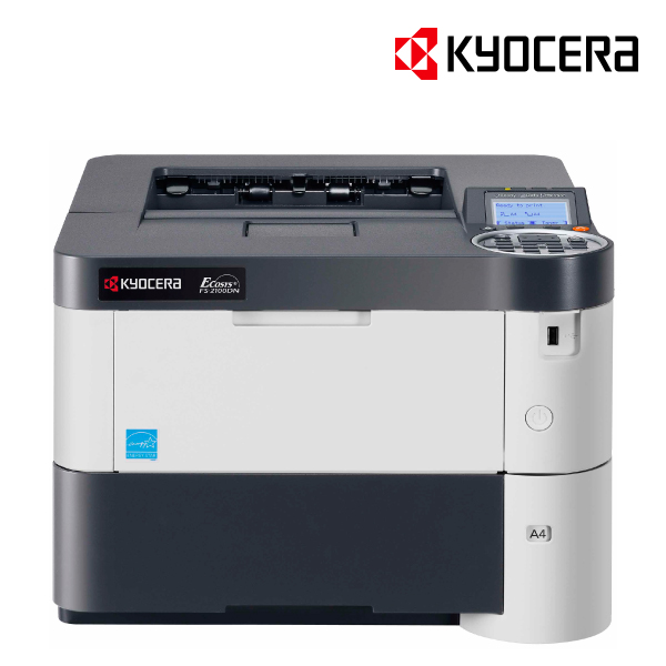 Kyocera FS-2100DN Workgroup Laser Printer w/ Duplex Network