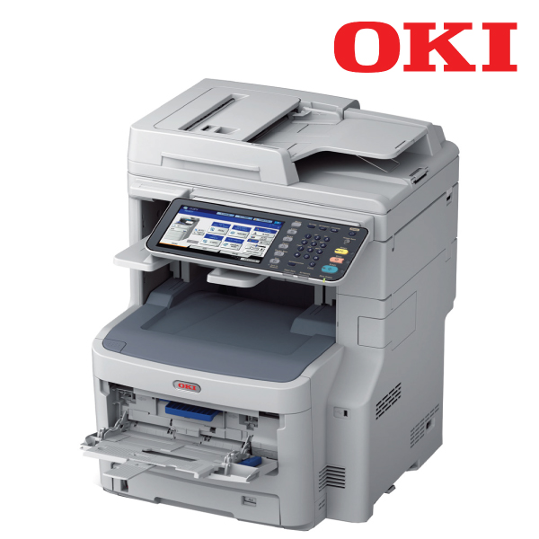 OKI MC780DFNFaX - Colour a4 40 - 40ppm Network Duplex 530 sheet +options 4-in-1 MFP,1 yr 3 yrs after
