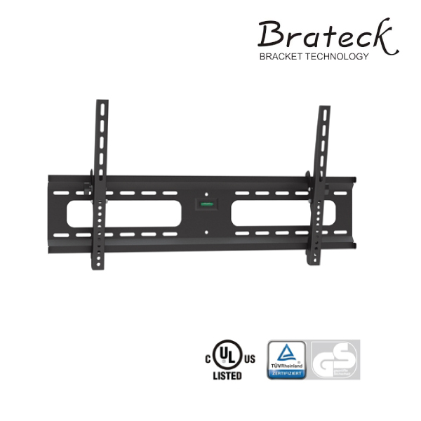 "Brateck Ultra-Slim Tilting TV Wall Bracket – 37"" to 70"""