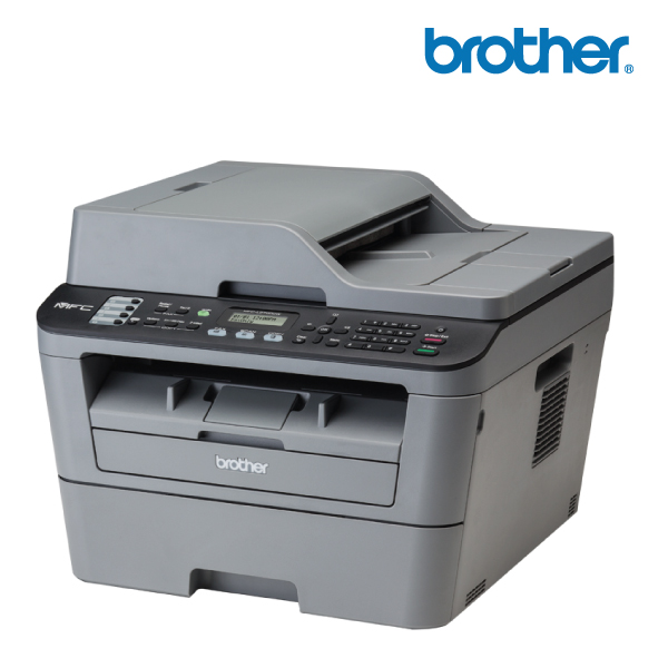 Brother MFC-L2700DW Print/Copy/Scan/Fax, 26 PPM, USB/NW/WLaN/aIRPRINT,35 SHT aDF