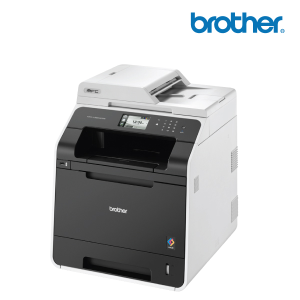 Brother MFC-L8600CDW a4 Colour Multifunction Duplex Laser Printer--Wireless