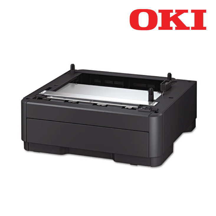OKI 530 Sheet Second Paper Tray For B411/431 Series Black Printers