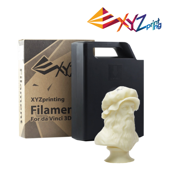 XYZprinting Da Vanci 3D Printer Filament Nature 600G