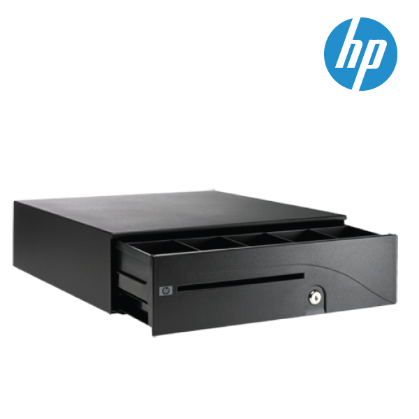 HP Heavy Duty Cash Drawer (5x notes / 8x coins)