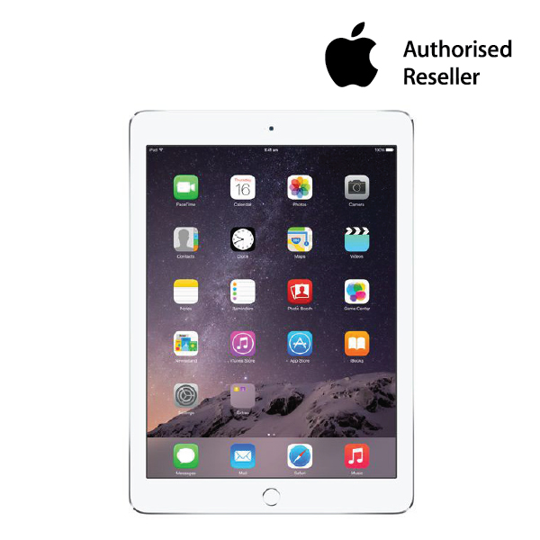 apple MGH72X/a iPad air 2 Wi-Fi + Cellular 16GB - Silver