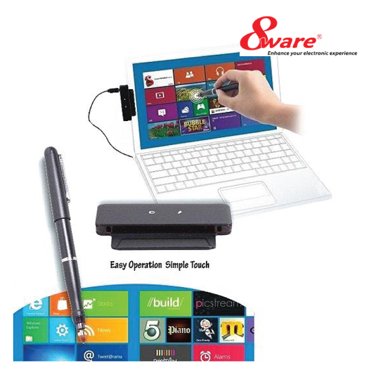 8ware Touch 8 Mobile Digital Pen Designed for Windows 8