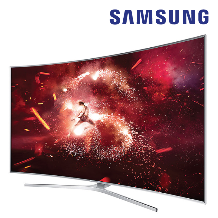 Samsung 65 inch Series 9 Ultra HD 4K LCD LED 3D Smart Curved TV Ua65JS9500WXXY