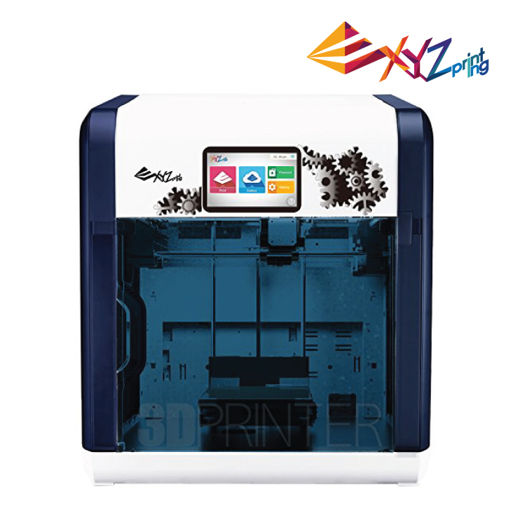 XYZprinting Da Vinci 1.1 Plus WiFi 3D Printer