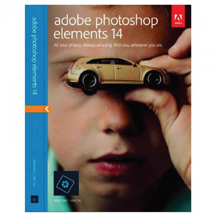 adobe PHOTOSHOP & PREM ELEMENTS 14 RETaIL
