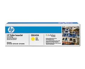 HP LaSER JET CP 1215/1515 YELLOW CRTG (CB542a)