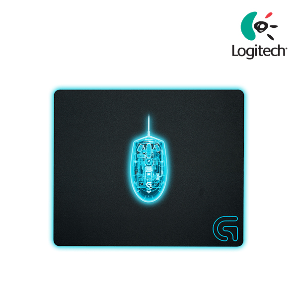 how to clean logitech mouse pad