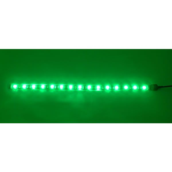 Umart bitfenix alchemy connect green led strips 120mm green color 6x leds mozeypictures Choice Image