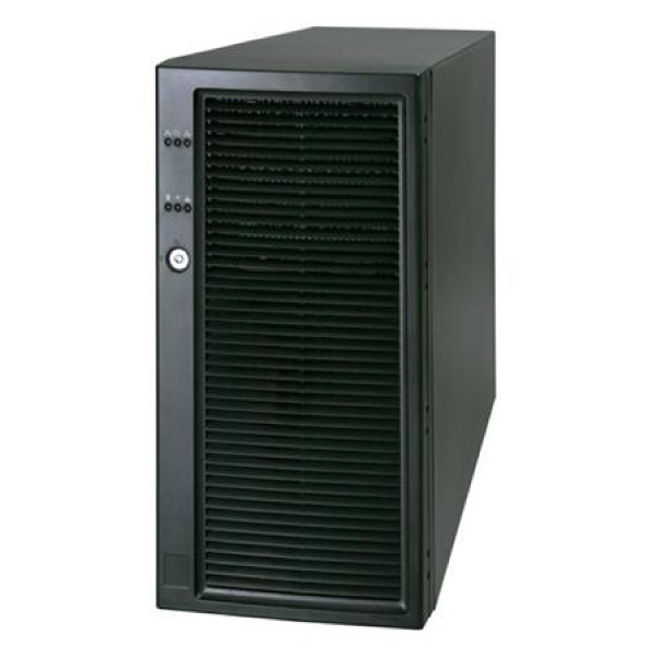 "Intel SC5600BRP 5U Pedestal Chassis, 10x 3.5"" Fixed bay HDD, 750W PSU (redundancy supported)"