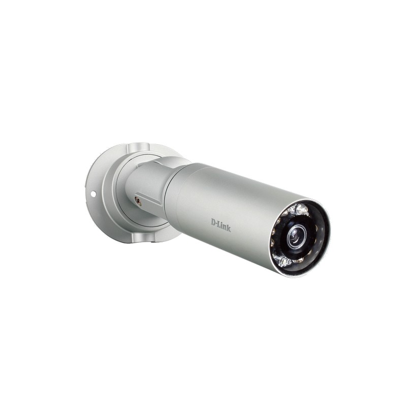 D-Link DCS-7010L mydlink Enabled Mini Bullet Outdoor Network Camera