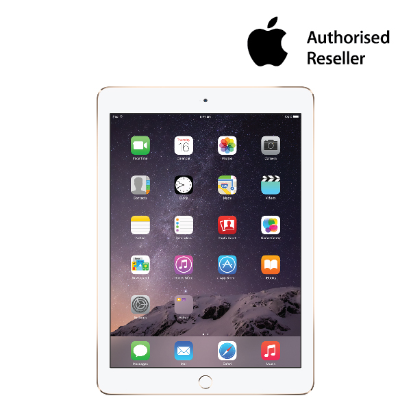 iPad Air 2 MH1G2X/A Wi-Fi + Cellular 128GB - Gold
